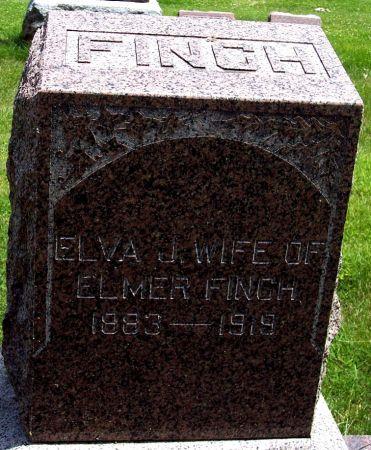 HARRISON FINCH, ELVA JANE - Sac County, Iowa | ELVA JANE HARRISON FINCH
