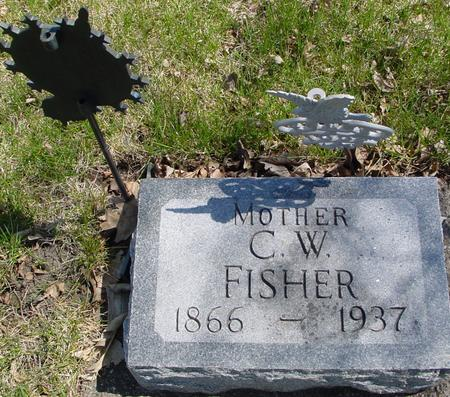 FISHER, C.  W. - Sac County, Iowa | C.  W. FISHER