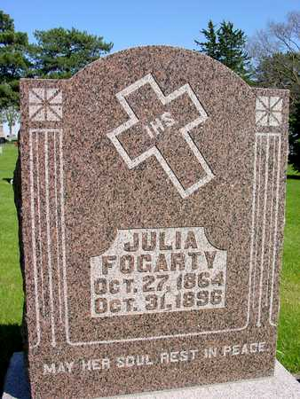 FOGARTY, JULIA - Sac County, Iowa | JULIA FOGARTY