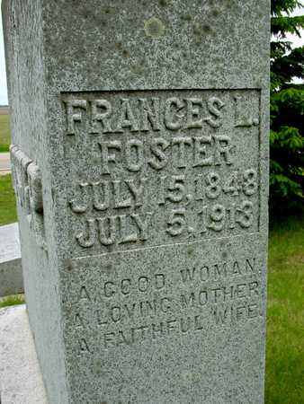 FOSTER, FRANCES L. - Sac County, Iowa | FRANCES L. FOSTER