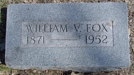 FOX, WILLIAM V. - Sac County, Iowa | WILLIAM V. FOX