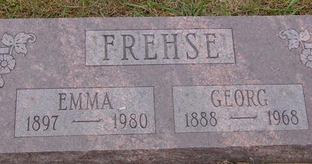 FREHSE, GEORG & EMMA - Sac County, Iowa | GEORG & EMMA FREHSE