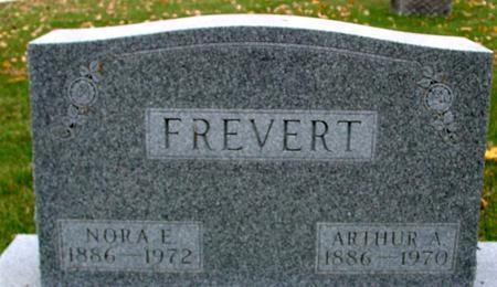 FREVERT, ARTHUR & NORA - Sac County, Iowa | ARTHUR & NORA FREVERT