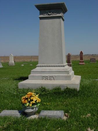 FREY, GEORGE H. - Sac County, Iowa   GEORGE H. FREY