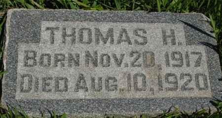 FREY, THOMAS H. - Sac County, Iowa | THOMAS H. FREY