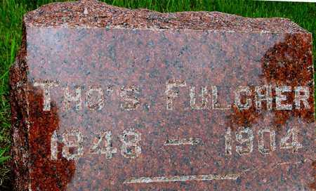 FULCHER, THOMAS & ELIZA - Sac County, Iowa | THOMAS & ELIZA FULCHER