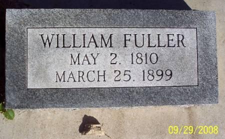 FULLER, WILLIAM - Sac County, Iowa | WILLIAM FULLER