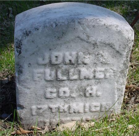 FULLMER, JOHN G. - Sac County, Iowa   JOHN G. FULLMER