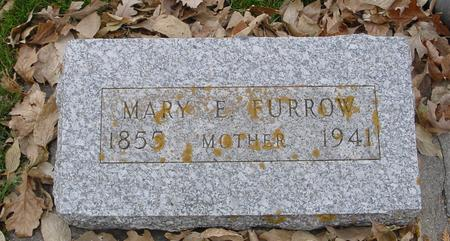 FURROW, MARY E. - Sac County, Iowa | MARY E. FURROW