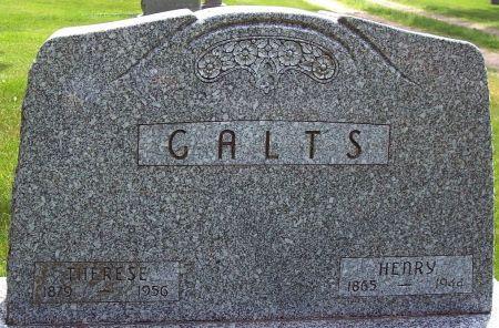 GALTS, HENRY - Sac County, Iowa | HENRY GALTS