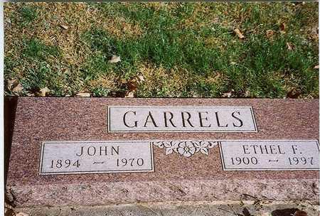 GARRELS, JOHN & ETHEL - Sac County, Iowa | JOHN & ETHEL GARRELS