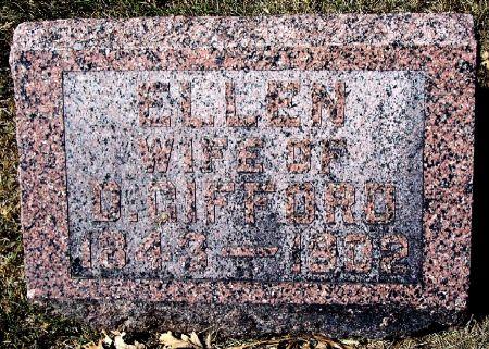 GIFFORD, ELLEN B - Sac County, Iowa | ELLEN B GIFFORD