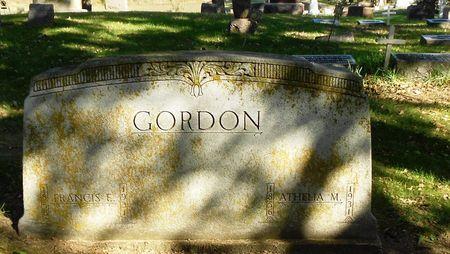 GORDON, FRANCIS EUGENE - Sac County, Iowa   FRANCIS EUGENE GORDON