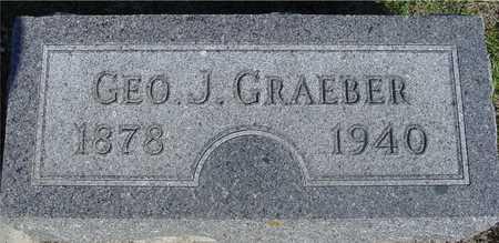GRAEBER, GEORGE J. - Sac County, Iowa | GEORGE J. GRAEBER