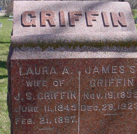 GRIFFIN, JAMES S. & LAURA - Sac County, Iowa | JAMES S. & LAURA GRIFFIN