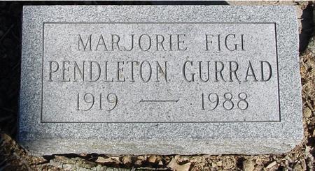 GURRAD, MARJORIE FIGI - Sac County, Iowa | MARJORIE FIGI GURRAD