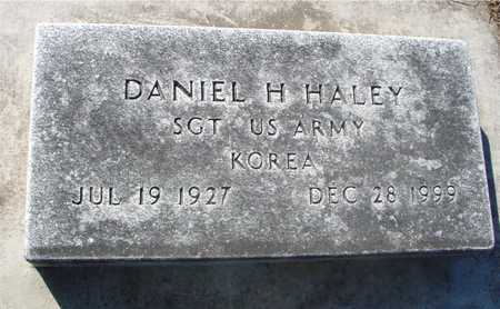 HALEY, DANIEL H. - Sac County, Iowa | DANIEL H. HALEY