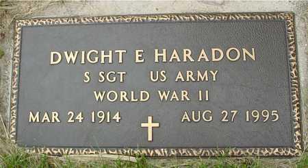 HARADON, DWIGHT E. - Sac County, Iowa | DWIGHT E. HARADON