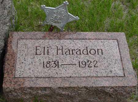 HARADON, ELI - Sac County, Iowa | ELI HARADON