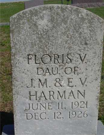 HARMAN, FLORIS V. - Sac County, Iowa   FLORIS V. HARMAN