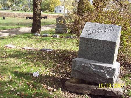 HARTER, SARAH AMANDA - Sac County, Iowa | SARAH AMANDA HARTER