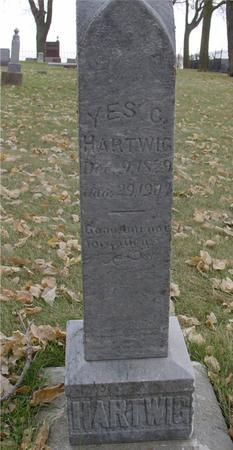 HARTWIG, YES C. - Sac County, Iowa | YES C. HARTWIG