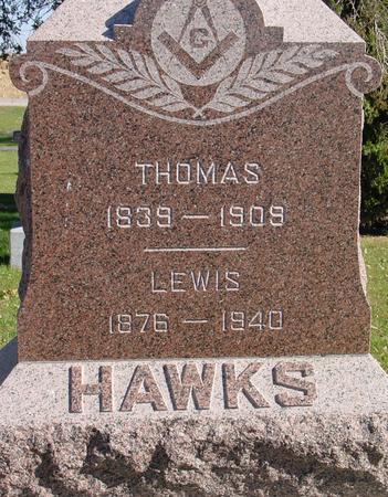 HAWKS, LEWIS - Sac County, Iowa | LEWIS HAWKS