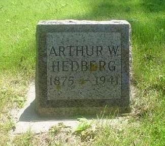 HEDBERG, ARTHUR - Sac County, Iowa | ARTHUR HEDBERG