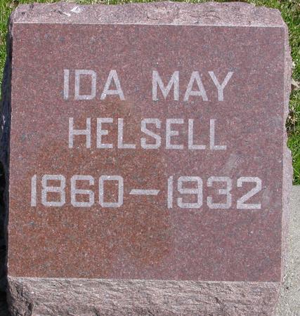 HELSELL, IDA MAY - Sac County, Iowa | IDA MAY HELSELL