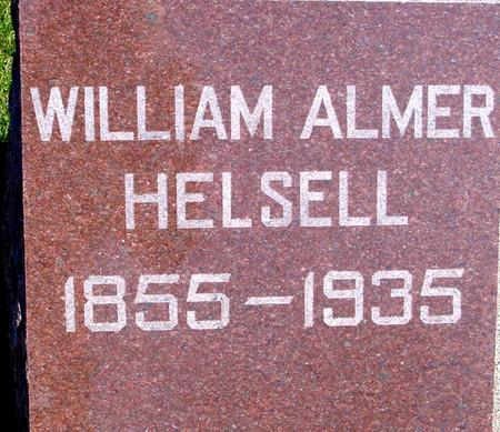 HELSELL, WILLIAM ALMER - Sac County, Iowa | WILLIAM ALMER HELSELL