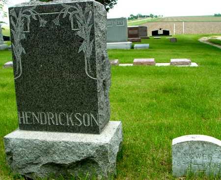 HENDRICKSON, INGWER - Sac County, Iowa | INGWER HENDRICKSON