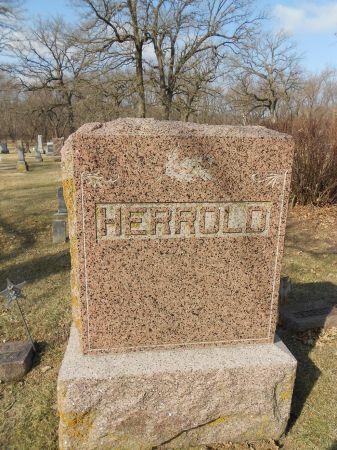 HERROLD, FAMILY MEMORIAL - Sac County, Iowa   FAMILY MEMORIAL HERROLD