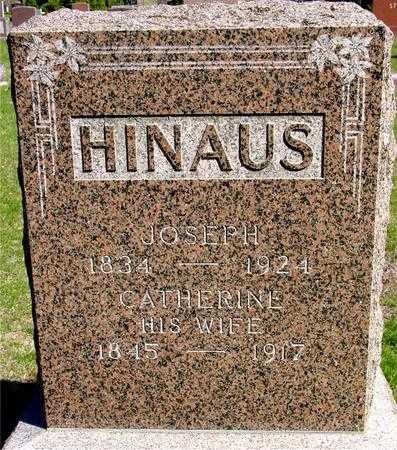 HINAUS, JOSEPH & CATHERINE - Sac County, Iowa | JOSEPH & CATHERINE HINAUS
