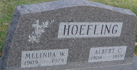 HOEFLING, ALBERT C. & MELINDA - Sac County, Iowa | ALBERT C. & MELINDA HOEFLING