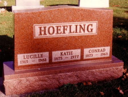 HOEFLING, LUCILLE - Sac County, Iowa | LUCILLE HOEFLING