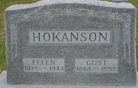 HOKANSON, GUST & ELLEN - Sac County, Iowa | GUST & ELLEN HOKANSON