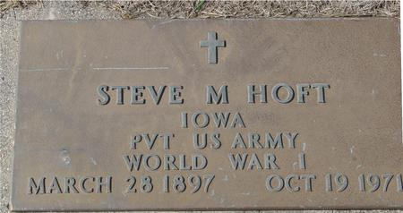HOYT, STEVE M. - Sac County, Iowa | STEVE M. HOYT