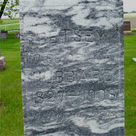 HUBBARD, BETSEY - Sac County, Iowa   BETSEY HUBBARD