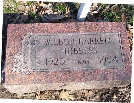 HUBBERT, WILBUR DARRELL - Sac County, Iowa | WILBUR DARRELL HUBBERT