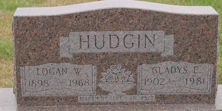 HUDGIN, LOGAN & GLADYS - Sac County, Iowa | LOGAN & GLADYS HUDGIN