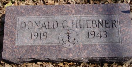 HUEBNER, DONALD C. - Sac County, Iowa | DONALD C. HUEBNER