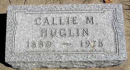 HUGLIN, CALLIE M. - Sac County, Iowa | CALLIE M. HUGLIN