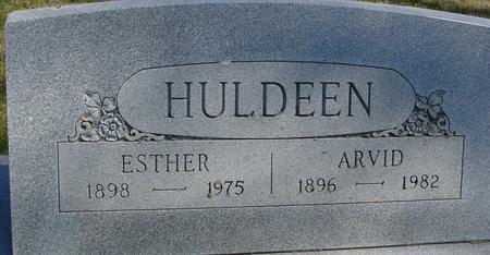 HULDEEN, ARVID & ESTHER - Sac County, Iowa | ARVID & ESTHER HULDEEN