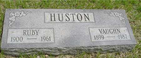 HUSTON, VAUGHN & RUBY - Sac County, Iowa | VAUGHN & RUBY HUSTON
