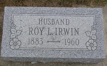IRWIN, ROY - Sac County, Iowa | ROY IRWIN