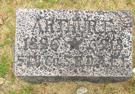 JARVIS, ARTHUR EDWIN - Sac County, Iowa | ARTHUR EDWIN JARVIS