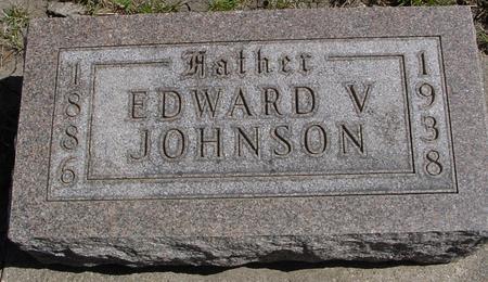JOHNSON, EDWARD V. - Sac County, Iowa | EDWARD V. JOHNSON