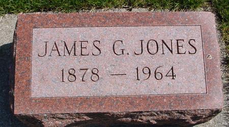 JONES, JAMES G. - Sac County, Iowa | JAMES G. JONES
