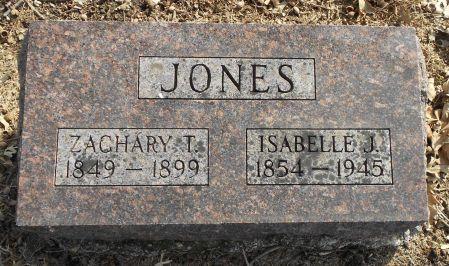 GALE JONES, ISABELLE JANE - Sac County, Iowa | ISABELLE JANE GALE JONES