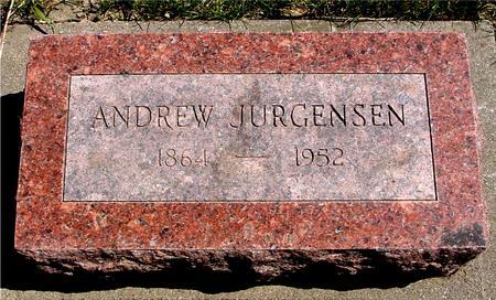 JURGENSEN, ANDREW - Sac County, Iowa | ANDREW JURGENSEN
